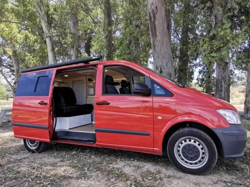 Mercedes Vito 639 Compact Pasión