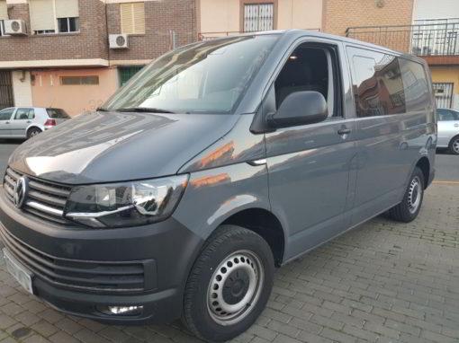 Volkswagen Transporter T6 Grey Edition